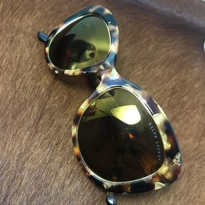 cf0812aa2ef Polo by Ralph Lauren sunglasses gold mirror lens